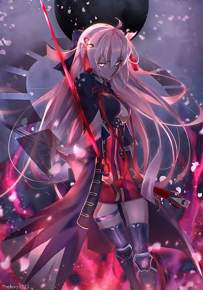 Okita Souji Alter - part 5