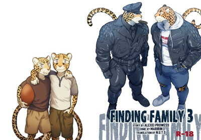 Maririn Finding Family. Vol...
